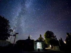 The world's first dark sky island.  |  Sark