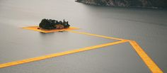 Christo and Jeanne-Claude   Artworks   Works In Progress