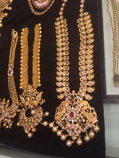 Long necklace pachi