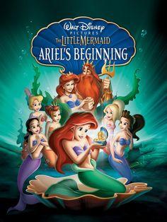 The Little Mermaid III - Ariels Beginning (2008)