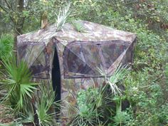 Our turkey hunting blind!! yay!!