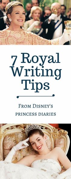 7 Royal Writing Tips (From Disney's Princess Diaries) - Livy Lynn Blog