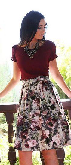 Que Perfeição!!   Procurando Saias? Aqui uma seleção linda  http://imaginariodamulher.com.br/moda-feminina/morena-rosa/vestuario-morena-rosa/saias-vestuario-morena-rosa/?orderby=rand&per_show=12