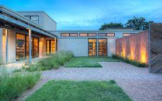 Modern Revival - contemporary - Landscape - San Francisco - Shades Of Green Landscape Architecture Modern Courtyard, Courtyard Design, Courtyard Ideas, Green Landscape, Landscape Design, Landscape Architecture, Design Cour, Garden Design Magazine, Modern Landscaping