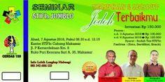"Seminar STIFIn JOMBLO ""Temukan & Jemput JODOH Terbaikmu"" - Rumah STIFIn Makassar"