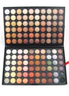 Professional 120 Color Eye Shadow Cosmetic Palette