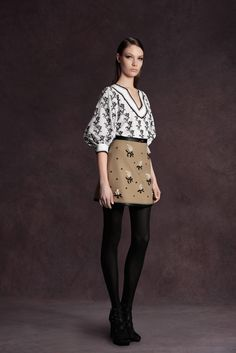 See the complete Andrew Gn Pre-Fall 2013 collection.