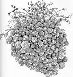 Printemps | The Art of Zentangle