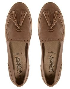 I could see myself married to a fine pair of loafers within the next five years. #asos