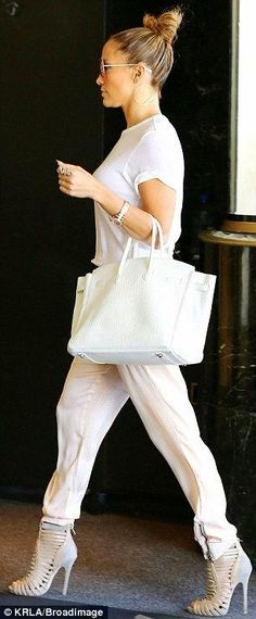 JLo in Beverly Hills Fashionista @luvrumcake