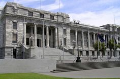December 11th is the day in 1907 that the New Zealand Parliament Buildings are almost completely destroyed by fire.