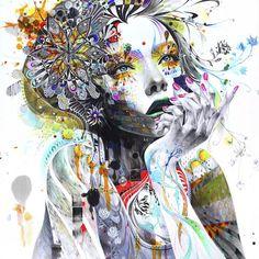 Canvas - Garota Grafite