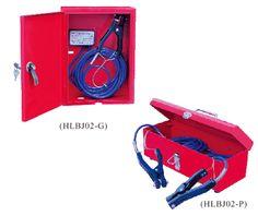 HLBJ02-Series Explosion-proof Static Grounding Discharger(ⅡC) - helon