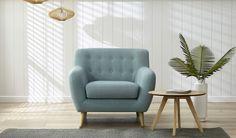 AUD 399 -- Poppy Armchair | Focus on Furniture