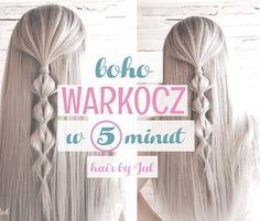 Widzialyscie już tutorial do tego warkocza? To taka rozgrzewka przed wyzwaniem boho które rusza w przyszłym tygodniu!  Link w bio  #warkocz #fryzura #boho #fryzury #krokpokroku #blogowlosach #blogerka #wlosomaniaczka #fryzuromania #dlugiewlosy #hairstyle #hairart #lovehair #hair #fashion #braids #hairblog #greyhair