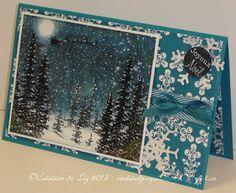 Cartes artisanales et autres projets artistiques de Liz: Défi de Novembre pour Simple à Souhait