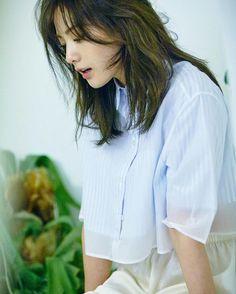 Kim Ji Won và Jin Goo đẹp đôi và sành điệu trên tạp chí thời trang - Ảnh 14.
