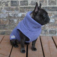 The Turtleneck Adult Girl French Bulldogs & by BabiesAndBeasts, $34.99