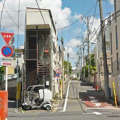 Ebisu, Tokyo Castle Parts, London View, Japan Street, Japanese Landscape, Pretty Backgrounds, Tourist Trap, Japanese Aesthetic, Environment Design, City Buildings