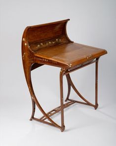 Monster Eats Design — silva-rerum: Writing Desk 1902 - Carlo Zen