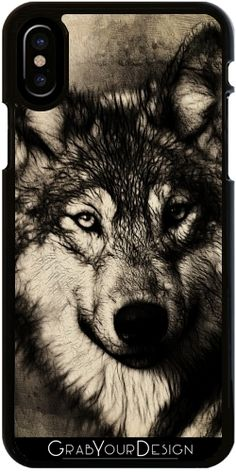 GrabYourDesign - Case for Iphone X The Gray - by Texnotropio Iphone Cases, Gray, Grey, Iphone Case, I Phone Cases