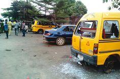 It's Busayolayemi's Blog.. : Photo: Clash Renewed In Oshodi-Isale By NURTW