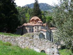 TRAVEL'IN GREECE I Mystra, Greece