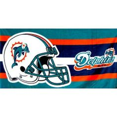 NFL Football Miami Dolphins Beach Towel = Can Be Used for Bath by Classy Joint. $18.99. NFL Football Miami Dolphins Beach Towel = Can Be Used for Bath - Classy Joint New