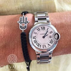 Chevalier Fan Pic The White Gold Hamsa Macrame - made with white gold plated Hamsa with CZ Diamonds Check it out at www.chevalierproject.com  Style it with Chevalier, we ship worldwide : @sabrinaribeirot  #Chevalier #ChevalierProject