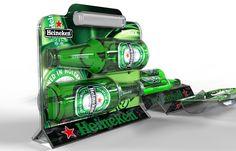 Heineken duopack on Behance