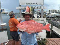 Fishing on Florida's Emerald Coast!