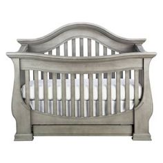 Product Image for Baby Appleseed® Davenport 4-in-1 Convertible Crib in Morning Mist 2 out of