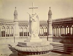 Memorial at Cawnpore, by Baron Marochetti