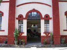 Fábrica de Papel. Casanagustín, San Agustín Etla, Oaxaca.