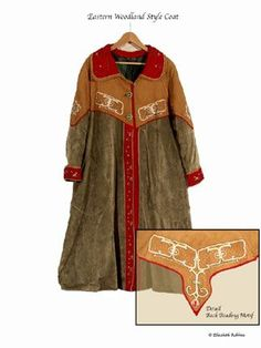 Eastern Woodland Indians Men's Clothing | Related Pictures antique ...