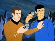The animated series Star Trek Meme, Star Trek Tos, Star Wars, Star Trek Animated Series, Star Trek Original Series, Star Trek Poster, James T Kirk, Sherlock Doctor Who, Star Trek Characters
