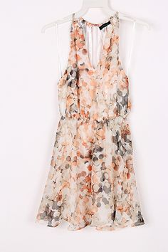perfection.  Chiffon Mina Dress