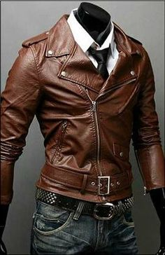 Preppy Mens Fashion, Modern Fashion, Shearling Jacket, Leather Jacket, New Outfits, Cool Outfits, Pirate Fashion, Dapper Men, Ragnar