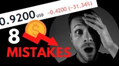 8 WORST INVESTING MISTAKES TO AVOID [My Lessons Learned]