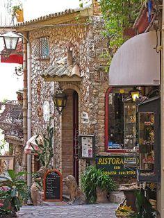 Taormina, Sicília, Itália | A1 Pictures