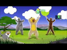 From Just Dance Kids a fun and educational song to use for music and movement. Just Dance 2017, Just Dance Kids, Kids Dance Music, Brain Break Videos, Bear Songs, Kindergarten Songs, One America News, The Wiggles, Finger Plays