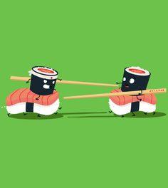Duel de Sushi
