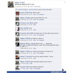 facebook fail | Tumblr. the last one is the best