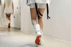 Christian Louboutin?'Miss Rigidaine' Black Patent Pumps �665 Spring Summer 2014 #CL #Louboutin #Shoes