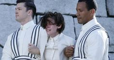 Equals Review: A Quiet, Satisfying Sci-Fi Romeo & Juliet -- Kristen Stewart and Nicholas Hoult star in Equals, a compelling indie love story set in the future. -- http://movieweb.com/equals-movie-review-2016/