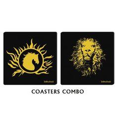#Coasters Super Saver Pack for Rs 175 #Baahubali #moviemerchandise #onlineshopping http://goo.gl/XNLsEk