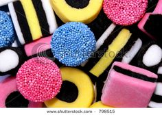 Licorice all sorts - nothing finer!