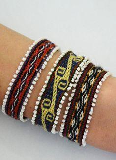 GlobeIn: Amaru Bracelets (set of 3) #globein