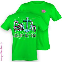 Girlie Southern Christian Faith TShirt on by SimplySouthernTees, $19.99