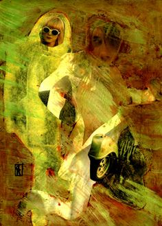 75-Cris Acqua Collagemania.    Pintura mixta collage .  www.crisacqua.com